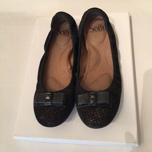 Sofft Black Ballet Flats